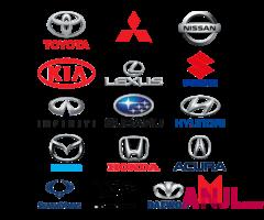 Автозапчасти для Корейских и Японских авто в наличии и на заказ